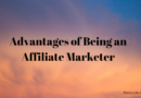 Advantages of Being an Affiliate Marketer