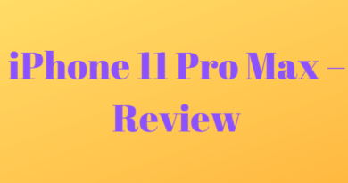 iPhone 11 Pro Max – Review