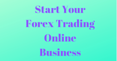 Start Your Forex Trading Online Business
