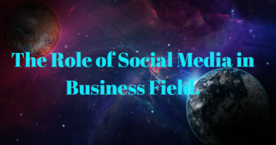 The Role of Social Media in Business Field.
