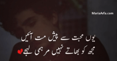 Amazing Poetry-Latest Poetry-Poetry In Urdu-Urdu Poetry