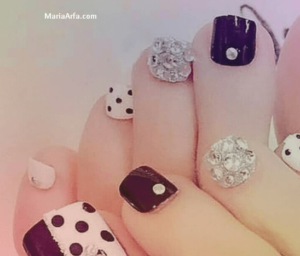 NAIL DESIGNS FOR WOMEN IMAGES WALLPAPER PICS HD FREE DOWNLOAD