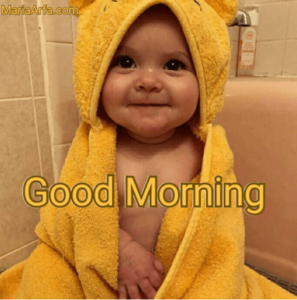 GOOD MORNING BABY IMAGES FREE DOWNLOAD FOR WALLPAPER WHATSAPP & FACEBOOK