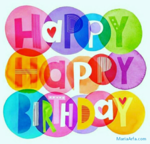 HAPPY BIRTHDAY IMAGES WALLPAPER HD FOR WHATSAPP & FACEBOOK