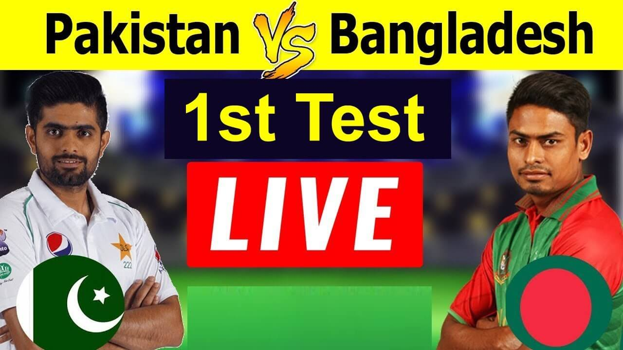 Pakistan vs Bangladesh Cricket Match Live Streaming