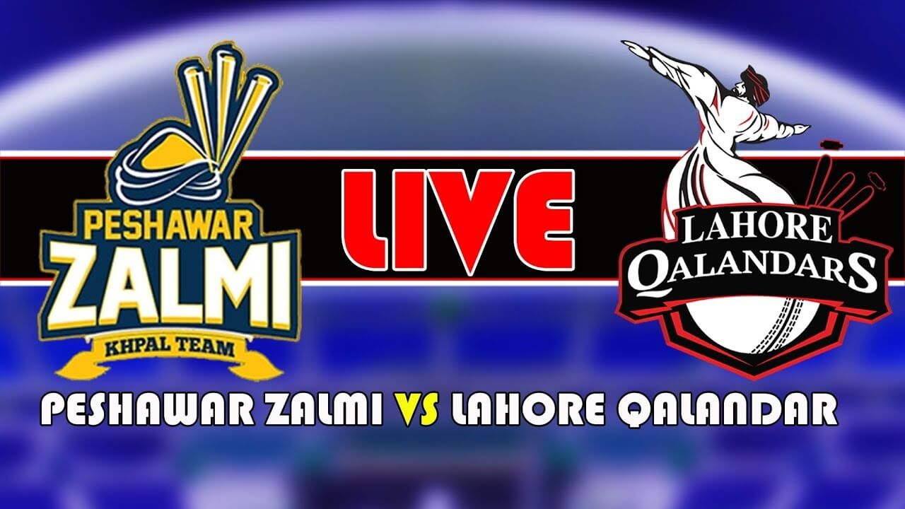 PTV Sports Live Streaming-PSL Live Score-PSL Today Match LQ vs PZ