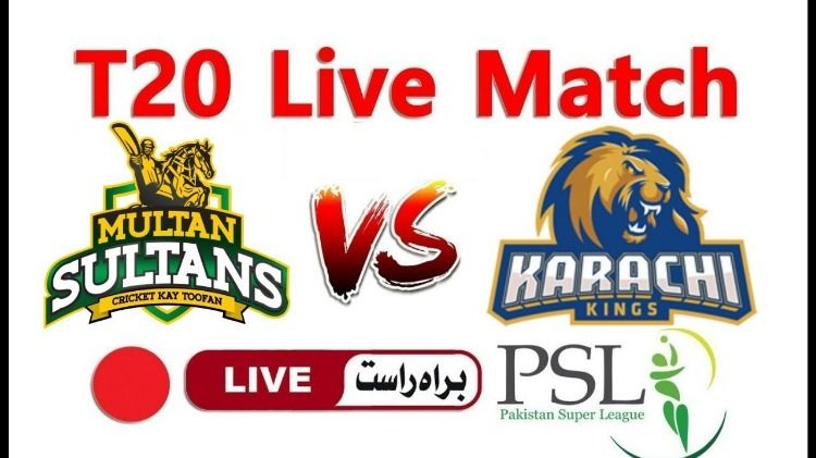 PTV Sports Live Streaming-PSL Live Score-PSL Today Match KK vs MS