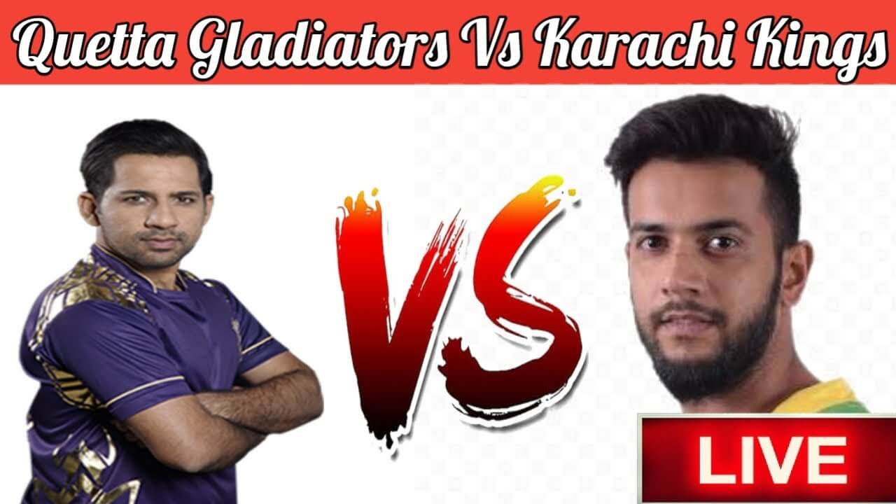 PTV Sports Live Streaming-PSL Live Score-PSL Today Match QG vs KK