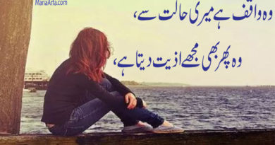 Sad Poetry in Roman English-New Sad Poetry 2020-poetry urdu sad