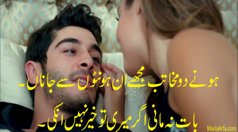 Love poetry in urdu-Poetry Love-Ghalib poetry-Love shayari urdu