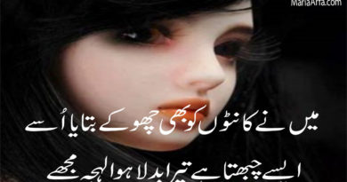 Sad Urdu Poetry-Urdu Poetry Sad-Poetry Urdu Sad-Very sad poetry