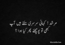 Urdu ashar-Pics of poetry in urdu-Latest poetry in urdu